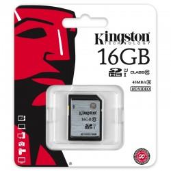 32GB SD-HC карта памяти KINGSTON  Class 10 UHS-I