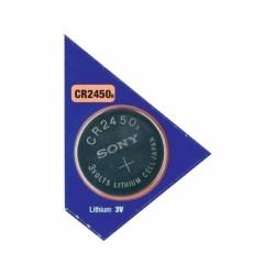 CR2450 Lithium Patarei (tablett) 3V SONY