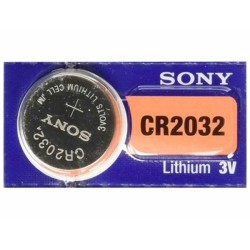 CR2430 Lithium Patarei (tablett) 3V SONY