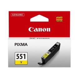 CANON PGI-550XL PGBK черный чернильный картридж оригинальный 22мл