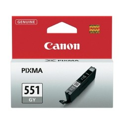CANON CLI-551 C синий чернильный картридж оригинальный 7мл