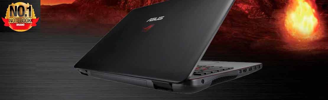 ASUS ROG Series - The Ultimate Fighting machine